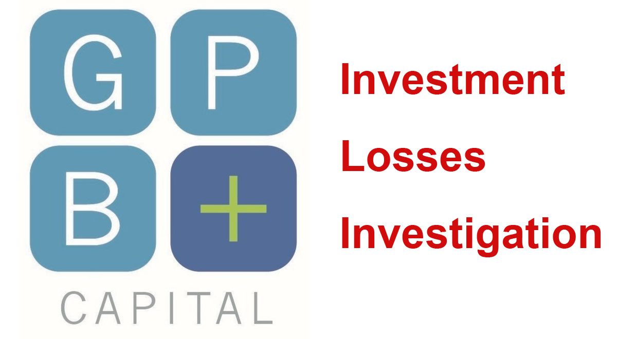 GPB Private Placements / Sales Practice Investigation