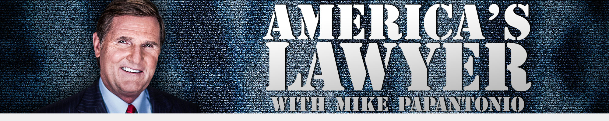 America's Lawyer Header